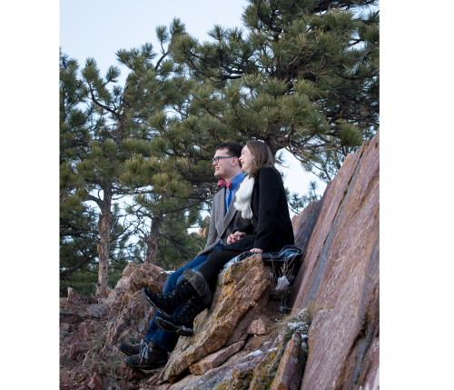 MacKenzie Carullo Photography Settlers Park Boulder Colorado Mountain Engagement Session Jessica Seth Beal (6 of 13)